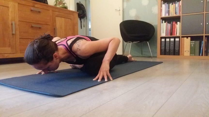 Baukje yoga